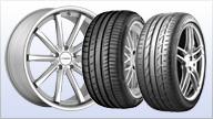 Produkte aus der Kategorie Reifen & Felgen ansehen