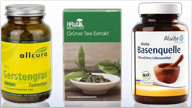Produkte aus der Kategorie Nahrungsergänzung ansehen