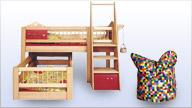Kinderzimmer & Jugendzimmer