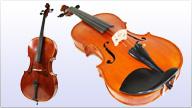 Produkte aus der Kategorie Streichinstrumente ansehen