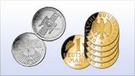 Produkte aus der Kategorie Münzen Deutschland ansehen