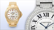 Produkte aus der Kategorie Luxusuhren ansehen