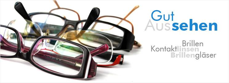 Brillen Augenoptik