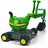 Shopping Rolly Toys John Deere Bagger