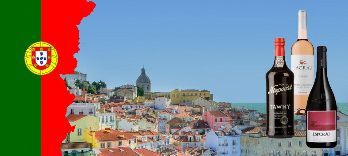 Feine Vielfalt aus Portugal