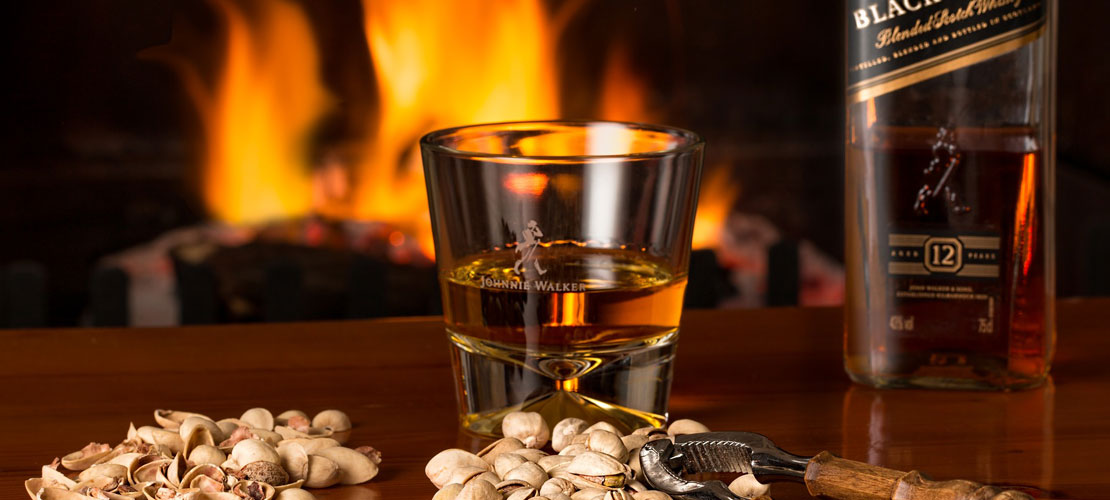 Geschmackvoller Whisky