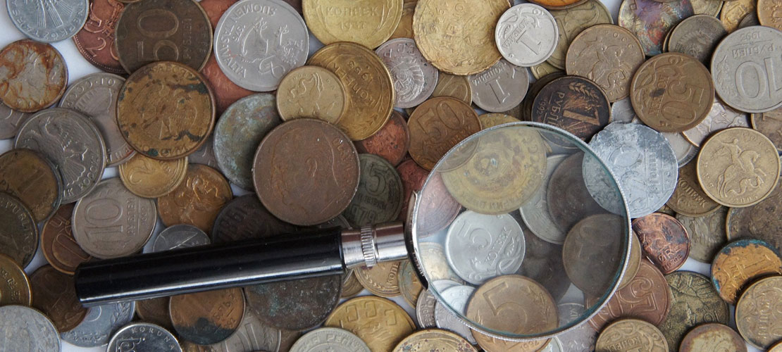 Numismatiker willkommen