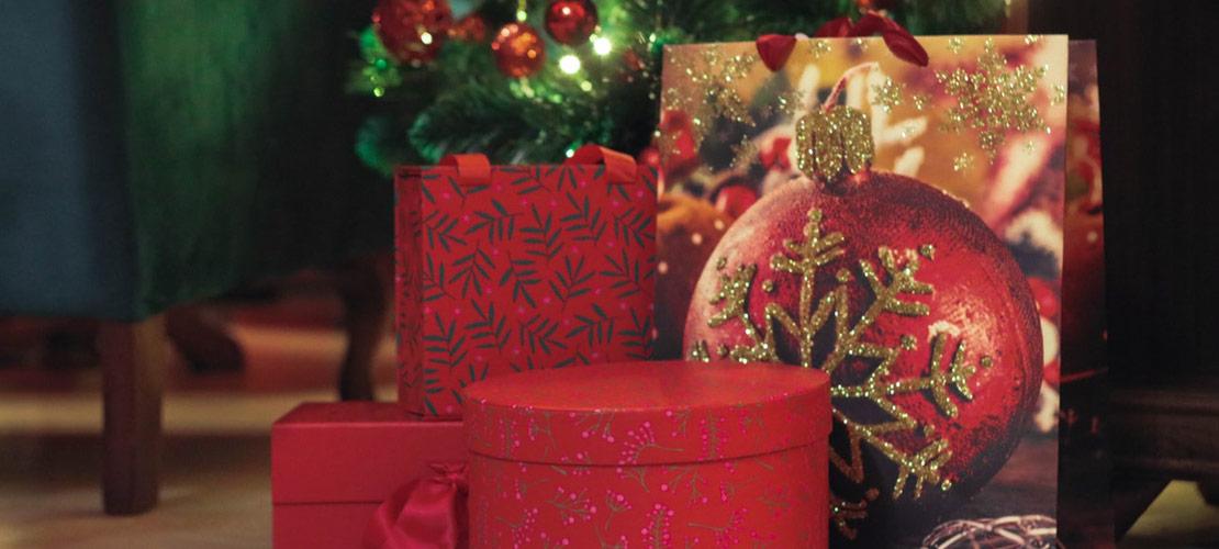 Schöne Geschenktaschen