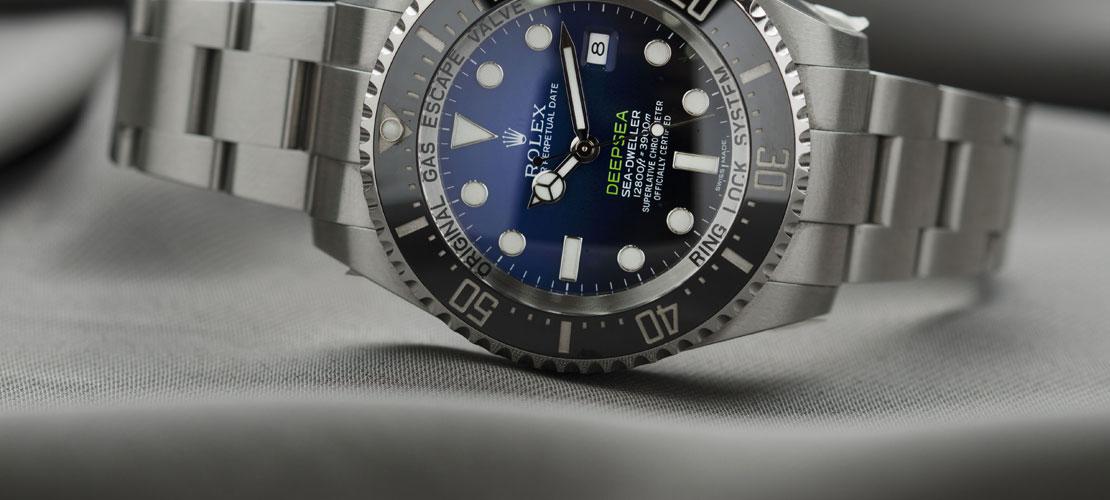 Luxusuhren von Rolex