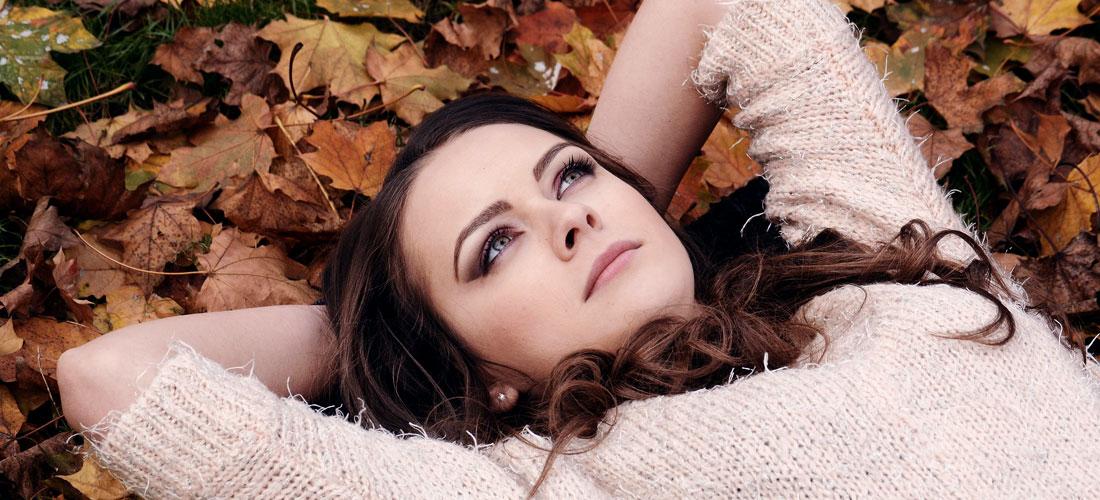 Herbstmode für Damen