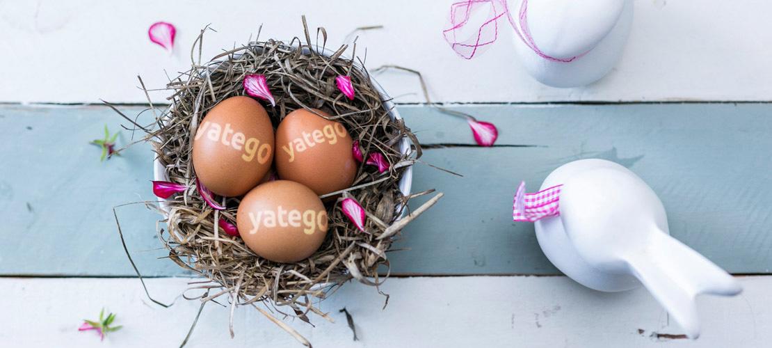 Deko-Ideen zu Ostern