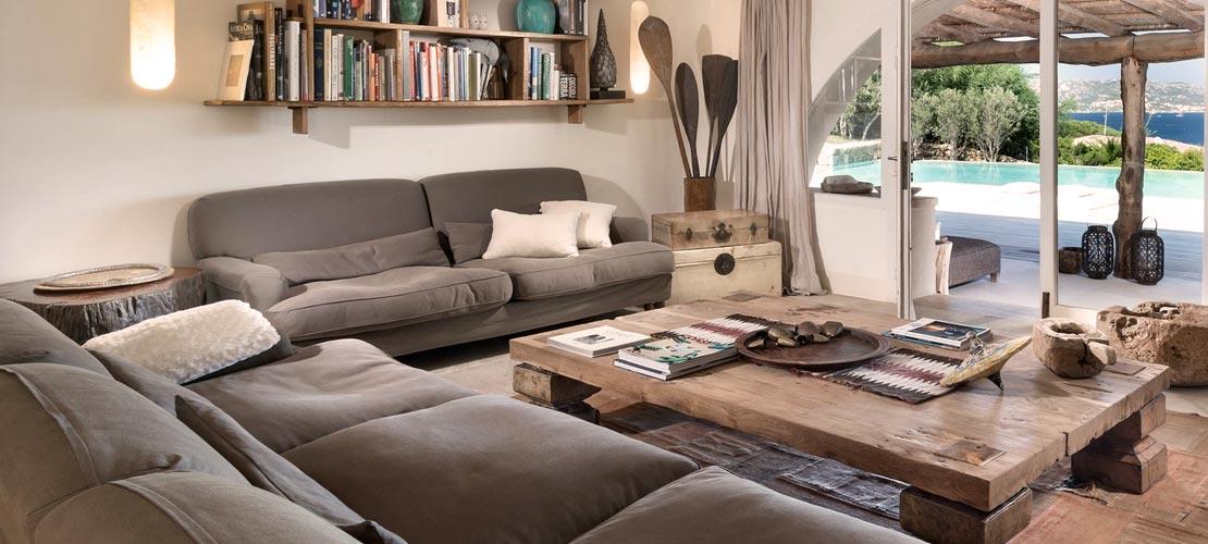 Schicke Wohnzimmermöbel