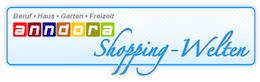 Logo von anndora Shopping-Welten GmbH