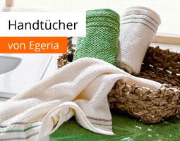 Kleine Grafik zum Thema Handtücher mit mehreren Handtüchern, die in einem Korb liegen