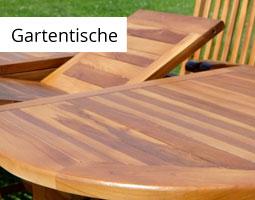 Kleine Grafik zum Thema Garten mit einem dreieckigen, grauen Gartentisch auf einer Terrasse