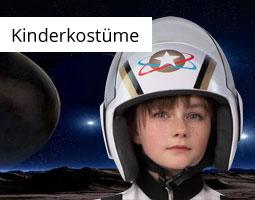 Kleine Grafik zum Thema Fasching & Karneval mit einem jungen Astronauten