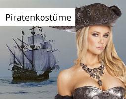 Kleine Grafik zum Thema Fasching & Karneval mit einer Piratenbraut