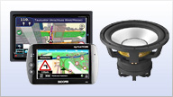 Produkte aus der Kategorie Hifi & Navigation ansehen