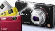 Produkte aus der Kategorie Digitalkameras nach Marken ansehen