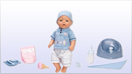 Produkte aus der Kategorie Puppen nach Marken ansehen