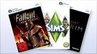 Produkte aus der Kategorie PC-Spiele ansehen
