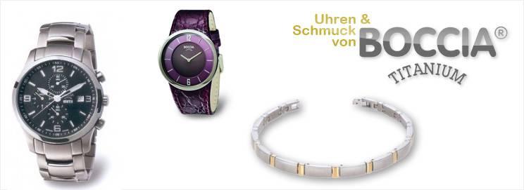 Armbanduhr von Boccia