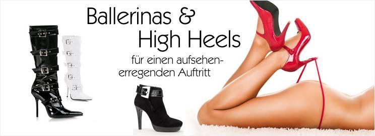Ballerinas & High Heels
