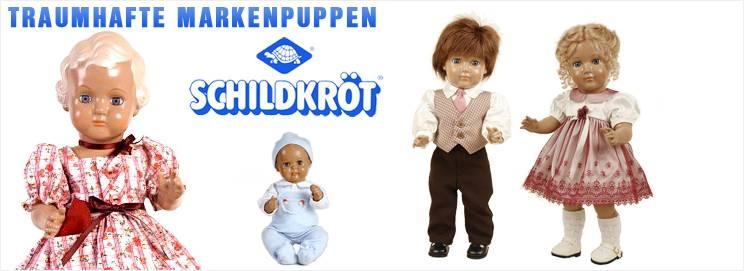 Schildkröt Puppen