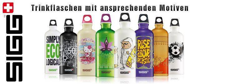 Sigg Trinkflaschen