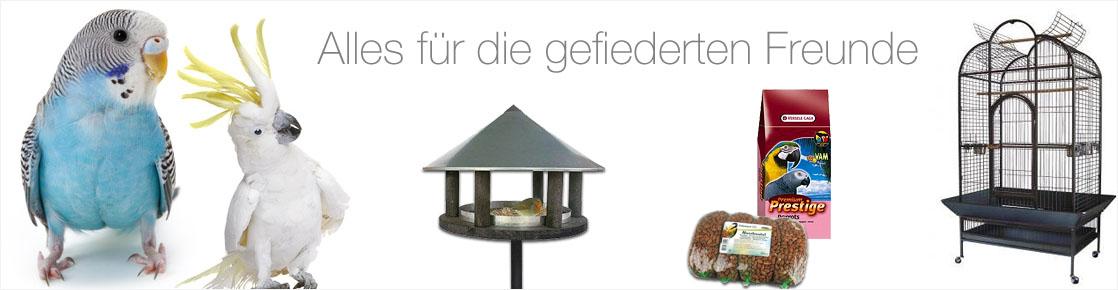 Tierbedarf Vögel