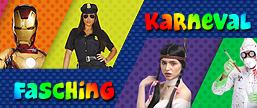 Banner für die Themenseite Fasching, Karneval & Fasnet
