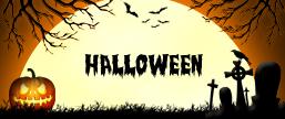 Banner für die Themenseite Halloween