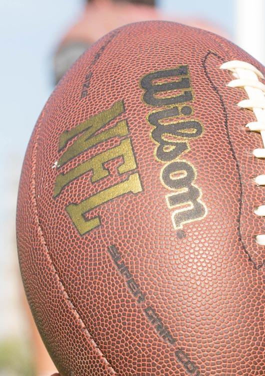 NFL-Football von Wilson