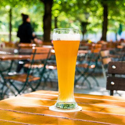 Biergärten in Regensburg