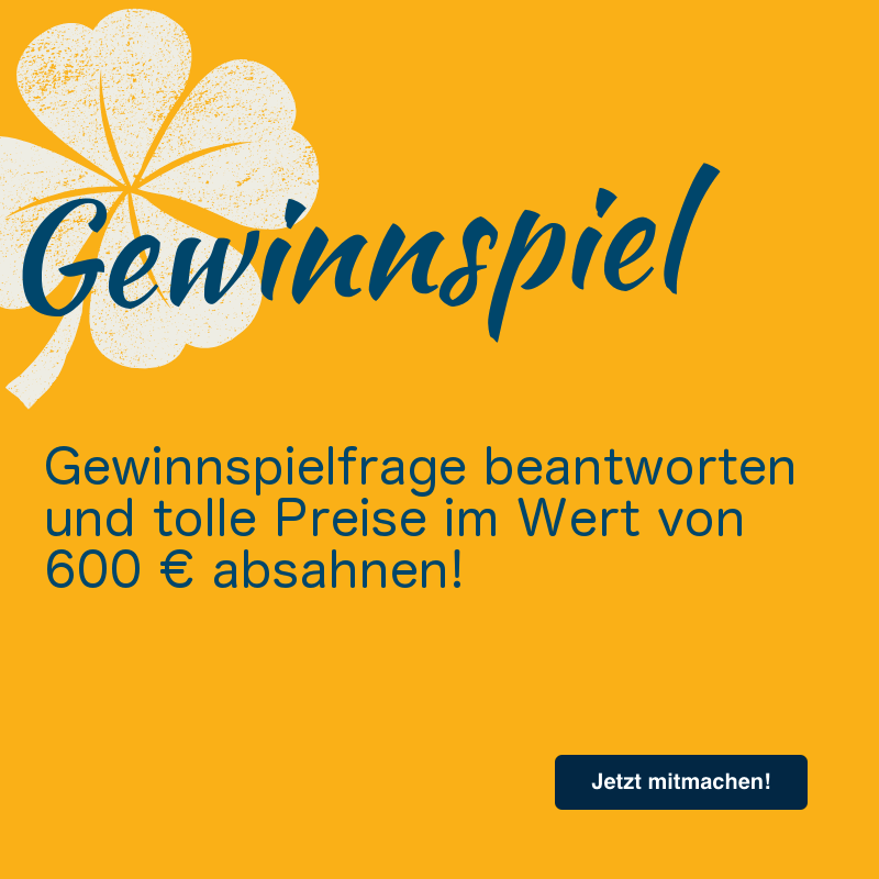 Gewinnspiel in Regensburg